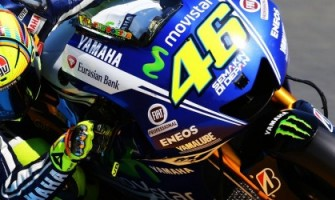 The great drivers - Valentino Rossi