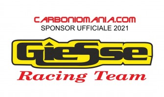 GIESSE TEAM. Carboniomania is Official Sponsor 2021