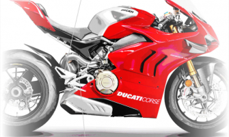 Ducati Panigale V4 R: Excellence and great performance. Our downloadable Infographics-catalog in PDF format