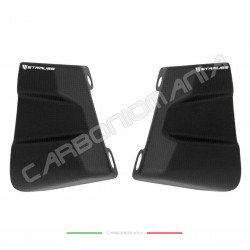 """Matt carbon ducts for cooling the universal """"GPX"""" brake system (Strauss Line)"""