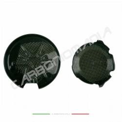 Carbon fiber carter cover for Aprilia RSV4 2009 2017