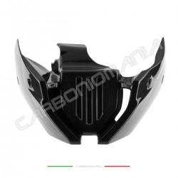 Aprilia DORSODURO SMV 750 900 1200 Performance Quality engine guard in carbon fiber