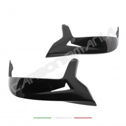 Aprilia DORSODURO SVM 1200 Performance Quality carbon fiber handguards