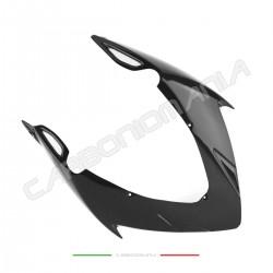 Rear tailpipe cover in carbon fiber Aprilia DORSODURO SMV 750 900 1200 Performance Quality