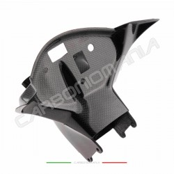 Air duct with front frame in carbon fiber BMW S 1000 RR 2015 2018
