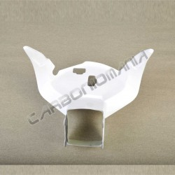 Air duct with front frame in fiberglass BMW S 1000 RR 2015 2018