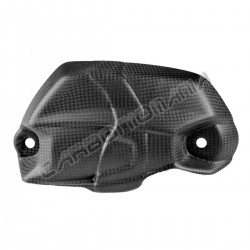 Carbon fiber engine head protector cover for BMW R NINE T 2014 2018