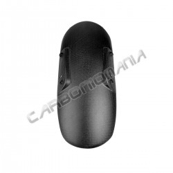 Carbon fiber front fender for Parafango anteriore in carbonio BMW R NINE T 2014 2018