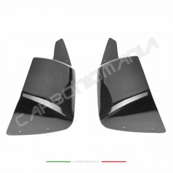 Carbon fiber handguard cover for BMW R 1200 GS Adventure 2006 2013 Performance Quality