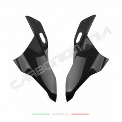 Carbon fiber windshield side panels BMW S 1000 RR 2019 2020 Performance Quality