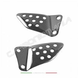 Buell XB9 / 12 / S / R Performance Quality carbon fiber pilot heel guards