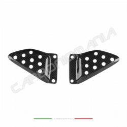 Buell XB9 / 12 / S / R Performance Quality carbon fiber passenger heel guards