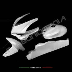 Complete racing fairing in fiberglass Ducati 1299 Panigale Performance Quality