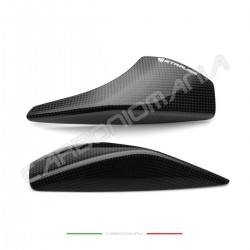 Glossy carbon tail sliders protectors Ducati Streetfighter V4 / V4S (Strauss Line)