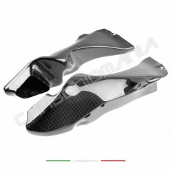 Carbon fiber air ducts for Ducati 748 916 996 998