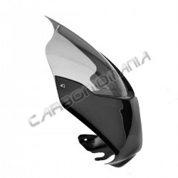 Carbon fiber fairing with plexiglass for Ducati Monster fino al 2006