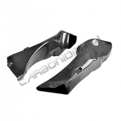 Carbon air ducts for Ducati 748 916 996 998 street version Performance Quality