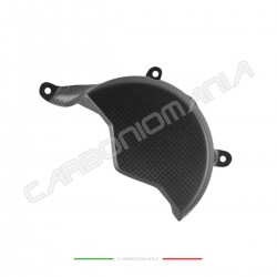 Cover cover alternator in matt carbon fiber Ducati Streetfighter V4 / V4S