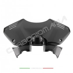 Tank cover with carbon fiber key lock Ducati PANIGALE V4 / V4S / V4R Performance Quality