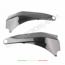 Carbon frame protectors Ducati Streetfighter V4 / V4S Performance Quality