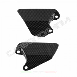 Heel guard in carbon fiber for Ducati 748 916 996 998 Performance Quality