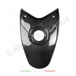 Tank cover in carbon fiber for Ducati Hypermotard 796 1100 Performance Quality