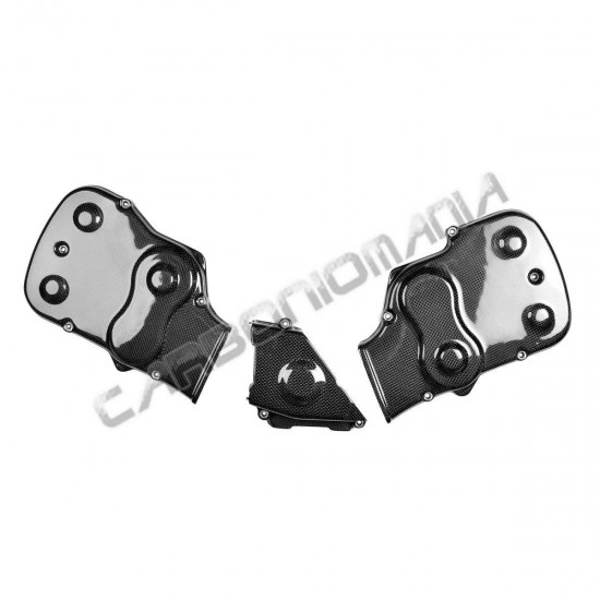 Carbon fiber belt covers for Ducati 749 999 Performance Quality Accessories and parts Carbon, Ducati, Ducati 749 - 999, Performance Quality (Gloss) image