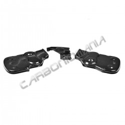 Carbon fiber belt covers for Ducati 749 999 Performance Quality