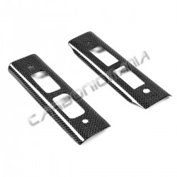Carbon radiator guards Ducati Monster S2R S4R Performance Quality