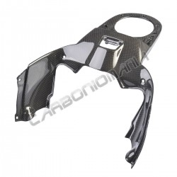 Carbon fiber tank cover Ducati Diavel 2010 2013 Performance Quality
