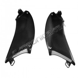 Carbon tank side panels Ducati Diavel 2010 2013 Ducati Diavel 2010 2013 Performance Quality
