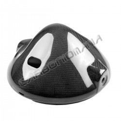 Carbon fiber front headlight cover Ducati MONSTER Performance Quality