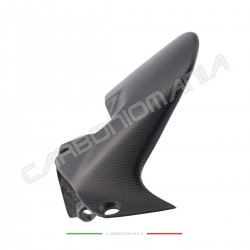 Rear mudguard in matt carbon fiber Ducati Monster 1200R 1200S Performance Quality