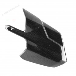 Carbon fiber exhaust heat shield Ducati Multistrada 1200 S Performance Quality