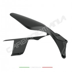 Rear mudguard in matt carbon fiber Ducati PANIGALE V4 / V4S / V4R Performance Quality