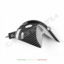 Carbon fiber sprocket cover Ducati Streetfighter V4 / V4S Performance Quality