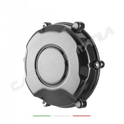 Carbon fiber clutch cover Ducati PANIGALE V4 / V4S / V4R Performance Quality