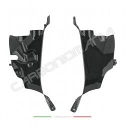 Ducati PANIGALE V4 / V4S / V4R Performance Quality carbon fiber duct covers