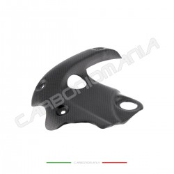 Silencer protection carbon Ducati Diavel 1260/1260S Performance Quality