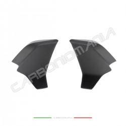 Radiator side panels carbon Ducati Diavel 1260/1260S Performance Quality