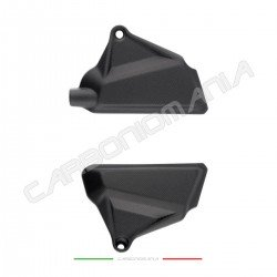 Side panels under the tank carbon Ducati Diavel 1260/1260S Performance Quality