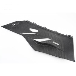Carena laterale inferiore sinistra in carbonio Ducati Panigale 899/1199/1299/R (Linea FULLSIX)