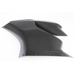 Carena laterale superiore sinistra in carbonio Ducati Panigale 899/1199 (Linea FULLSIX)