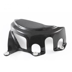 Cover cover guard in carbon Ducati Panigale 899/1199/959/1299 / r / v2 (2020) (FULLSIX Line)