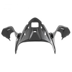 Dashboard cover with gps holder in carbon Ducati 1199 (FULLSIX Line)