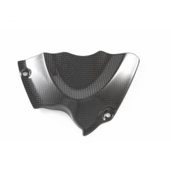 Cover pignone in carbonio Ducati Diavel  (2011-2013) (Linea FULLSIX)
