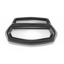 Dashboard cover in carbon Ducati Diavel (2011-2013) (FULLSIX Line)