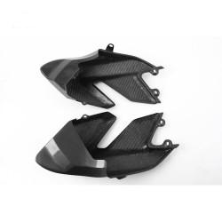 Tank sides in carbon Ducati Hypermotard 796/1100 (FULLSIX Line)