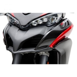 Air ducts cover set carbon Ducati Multistrada 1200 (2015) / 1260 (2018) / 950 (2017) (FULLSIX Line)