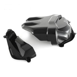 Head / cylinder covers in carbon Ducati Streetfighter V4 (FULLSIX Line)